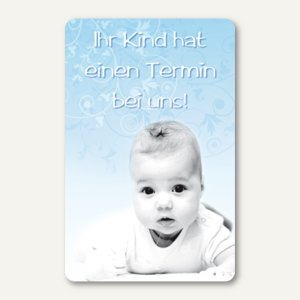 Artikelbild: Terminkarte BABY