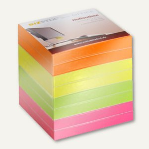 Haftnotizblöcke 4-farbig - 75 x 75 mm