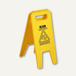 Artikelbild: Warnschild Achtung Rutschgefahr - Höhe: 58 cm
