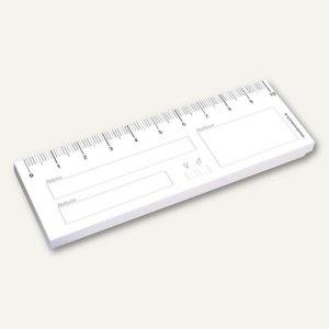 Haftnotiz-Wundlineal 10 cm