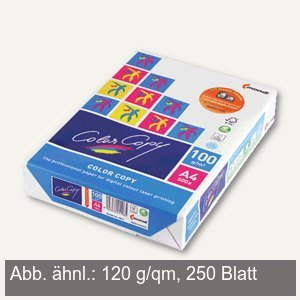 mondi ColorCopy Farbkopierpapier, DIN A4, 120g/m², 250 Blatt