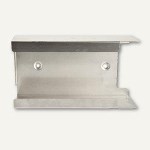 Spender für Handschuhboxen, 13.5x25x8.5 cm, zur Wandmontage, Edelstahl, 12 St.,