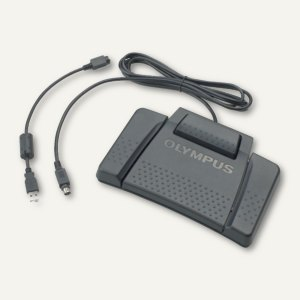 Fußschalter RS 31H für Olympus Diktiergerät-Serie DS & AS
