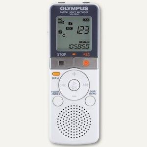 Olympus Diktiergerät VN-7800 - 4 GB, weiß