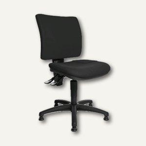 Topstar Bürodrehstuhl U50, schwarz, 8070BC0
