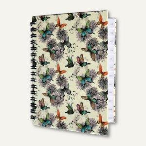 Artikelbild: Notizbücher Butterflies A6