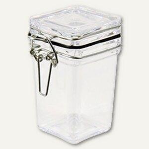 Fingerfood-Becher Einmachglas