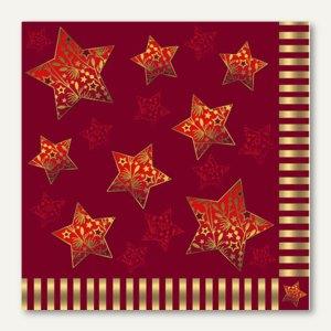 Artikelbild: Motivservietten Sparkling Stars