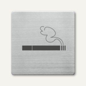 Artikelbild: quadratische Piktogramme Rauchen ja