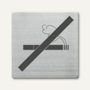 quadratische Piktogramme Rauchen nein