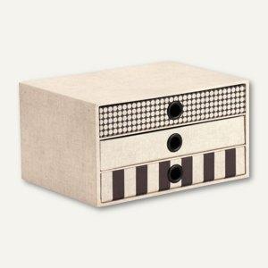 Artikelbild: CHICAGO 3er Schubladenbox für DIN A4