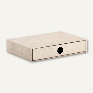 Artikelbild: CHICAGO OFFWHITE Schubladenbox für DIN A4