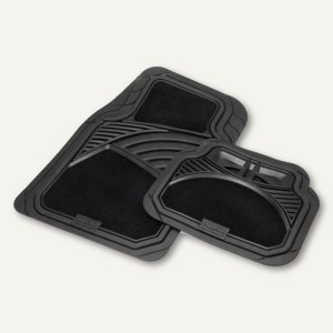 Artikelbild: KFZ-Fußmatten-Set Velours