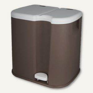 Abfallbehälter Twin