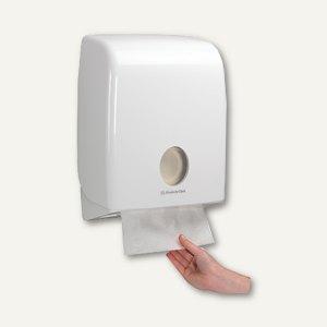 Artikelbild: Handtuchspender für Standard-Formathandtücher mit 25 cm Breite/C-Falz