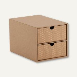 Artikelbild: KRAFT AND POLKA 2er Schubladenbox