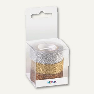 Deko-Klebeband Glitter Tapes