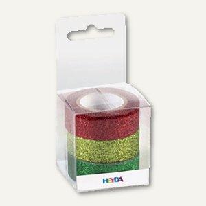 Artikelbild: Deko-Klebeband Glitter Tapes