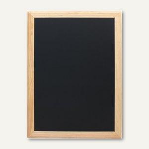 Artikelbild: Wand-Kreidetafel UNIVERSAL mit Holzrahmen