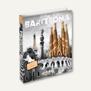 Ringbuch BARCELONA Din-A4