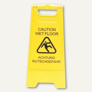 Artikelbild: Warnschild Achtung Rutschgefahr / Caution Wet Floor