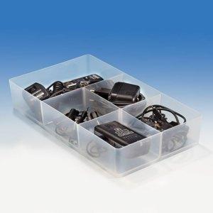 Kleinteilbox Einsatz für 2.5 Liter