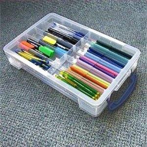 Stifte-Einsatz mit 10 Fächern