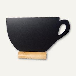 Artikelbild: Tisch-Kreidetafel Silhouette TASSE
