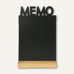 Artikelbild: Tisch-Kreidetafel Silhouette MEMO