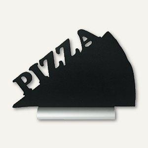 Artikelbild: Tisch-Kreidetafel Silhouette PIZZA