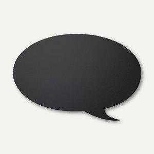Artikelbild: Wand-Kreidetafel Silhouette SPRECHBLASE