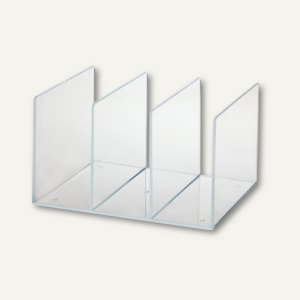 Acryl-Katalogsammler mit 3 Fächern