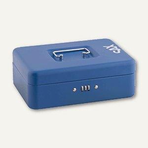 Artikelbild: Geldkassette mit Zahlenschloss und Münzeinlage