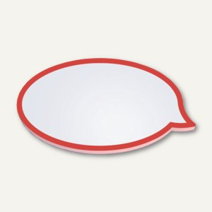Artikelbild: Moderationskarten - Sprechblase