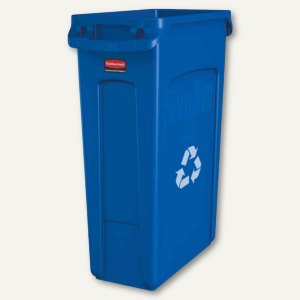 Artikelbild: Abfallsammler Slim Jim mit Lüftungskanälen