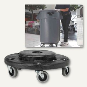 Fahrwagen für Abfall-Container BRUTE