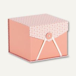 Artikelbild: Box mit Klappdeckel DREAM SALMON