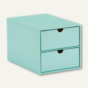 Artikelbild: 2er Schubladenbox GARDEN - MINT
