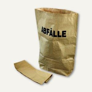 Bio-Abfallsäcke mit Aufdruck Abfall