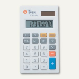 Artikelbild: Taschenrechner TWEN W-810