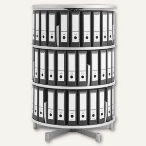 Artikelbild: Ordnersäule Rotafile Multifile (H)119 x (Ø)80 cm