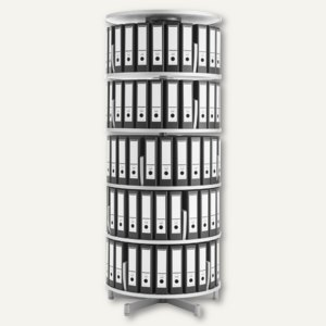Artikelbild: Ordnersäule Rotafile Multifile (H)195 x (Ø)80 cm
