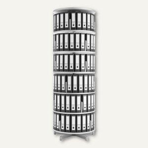 Artikelbild: Ordnersäule Rotafile Multifile (H)231 x (Ø)80 cm