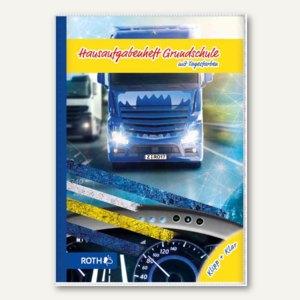 Grundschul-Hausaufgabenheft Klipp+Klar - Truck