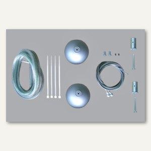 Artikelbild: Seilabhängung zu Quadra und Oval Deckenleuchte