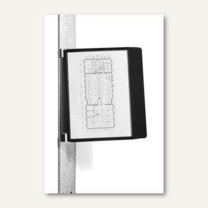 Wandsichttafelsystem VARIO MAGNET WALL 10