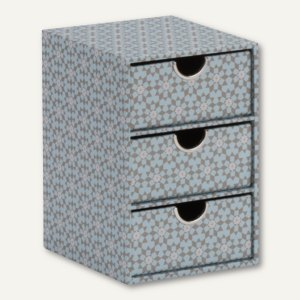 Artikelbild: 3er Schubladenbox CADIZ