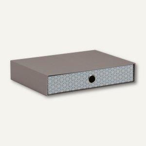 Schubladenbox für DIN A4 - CADIZ - KHAKI