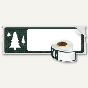 Artikelbild: Weihnachts-Etiketten Baum