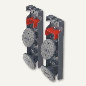 Artikelbild: Wechselfuß-Set | Tellerfüße SafetyClix - für Hailo Leitern